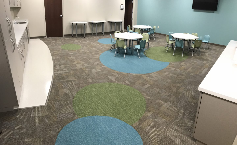Dcocf Friendship Baptist 4 Dco Commercial Floors