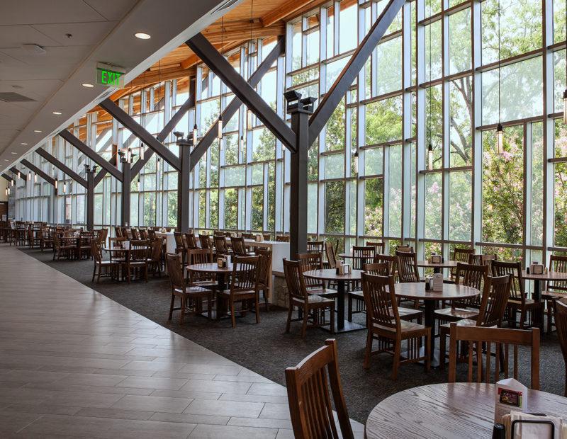 University Of Georgia Bolton Dining Commons 2014 Dco