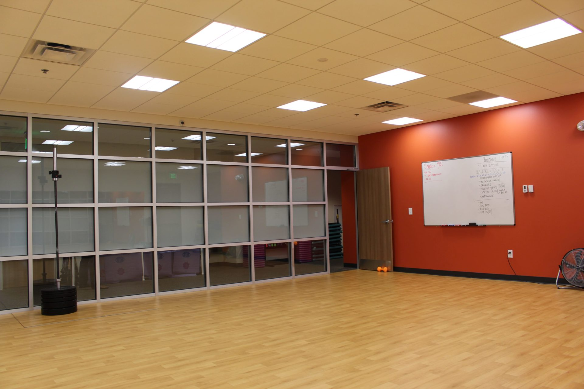 Chico S Fitness Center Dco Commercial Floors