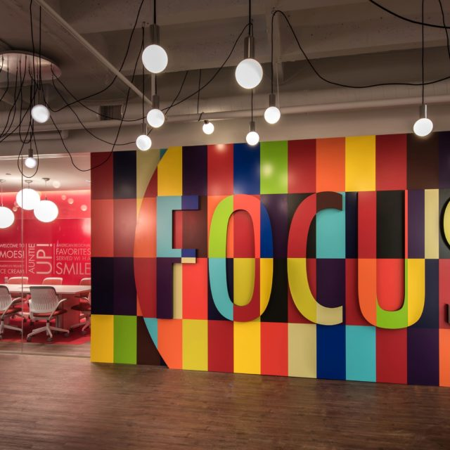 Resilient Hardwood Floors at FOCUS Brands