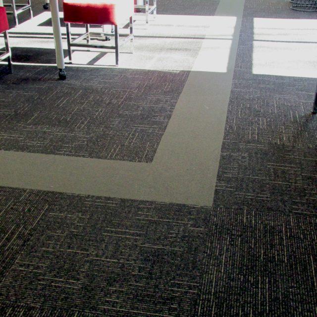 Carpet Tile at the GA Center