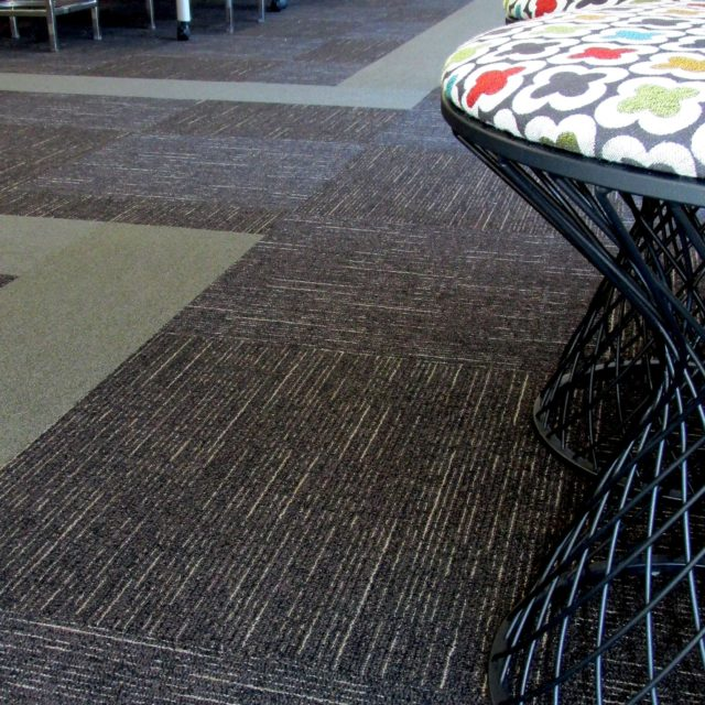 Durable Carpet Tile at tjhe GA Center