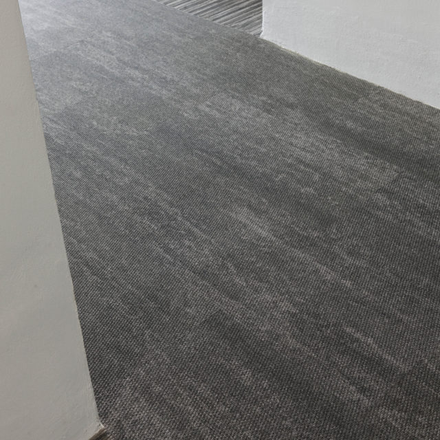 Close-up of Carpet Tile at GSU