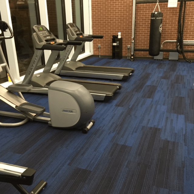 Morehouse School Of Medicine Fitness Center Dco Commercial Floors