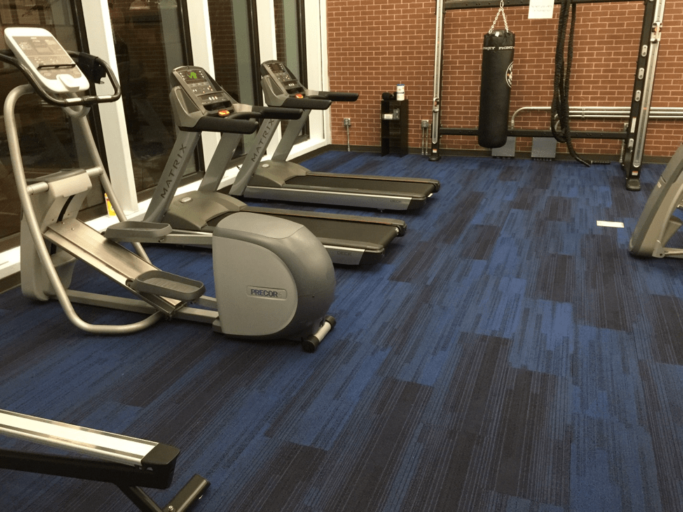 Morehouse School of Medicine Fitness Center | DCO Commercial