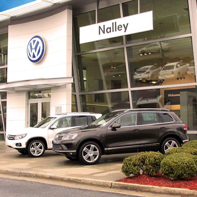 Nalley Volkswagen Exterior