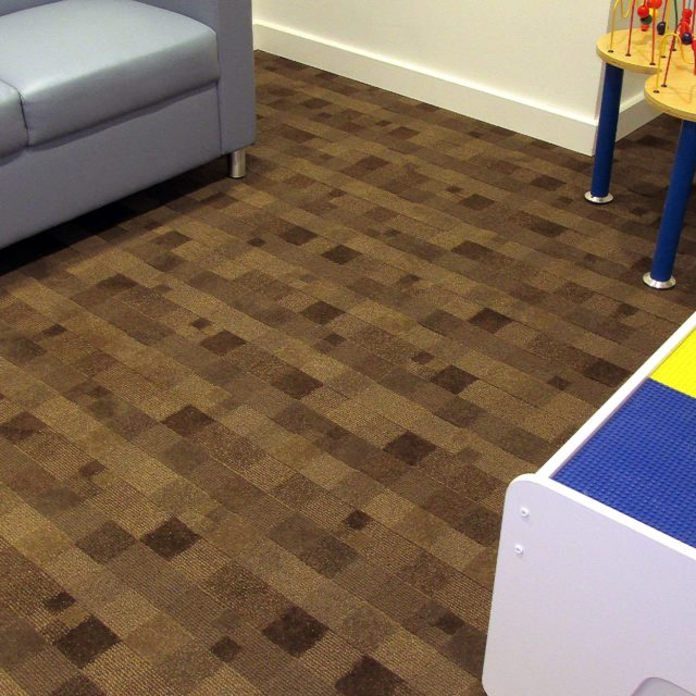 Multi-Tone Patterned Carpet at Nalley Volkswagen
