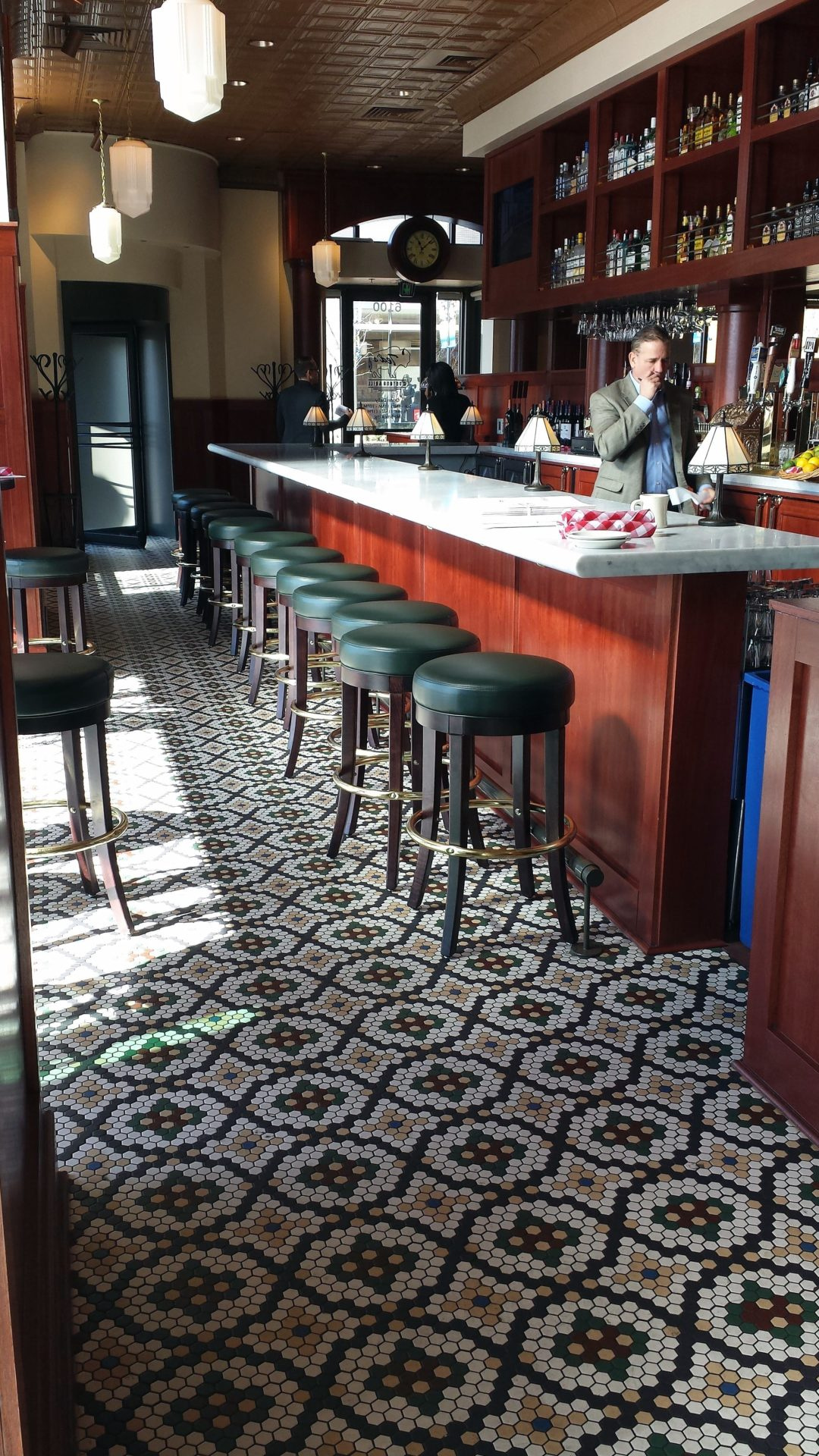 Ted S Montana Grill Dco Commercial Floors