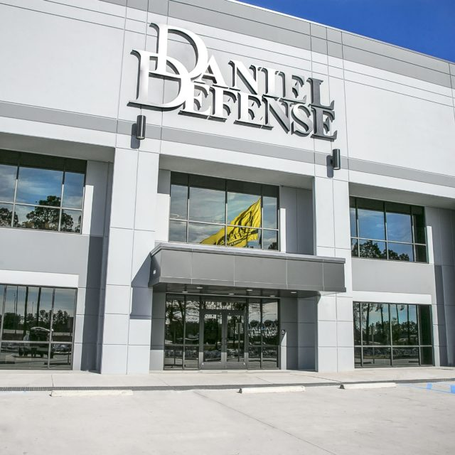 Exterior Photo of Daniel Defense