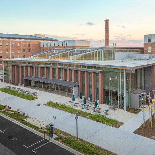 Clemson Core Campus Dco Commercial Floors