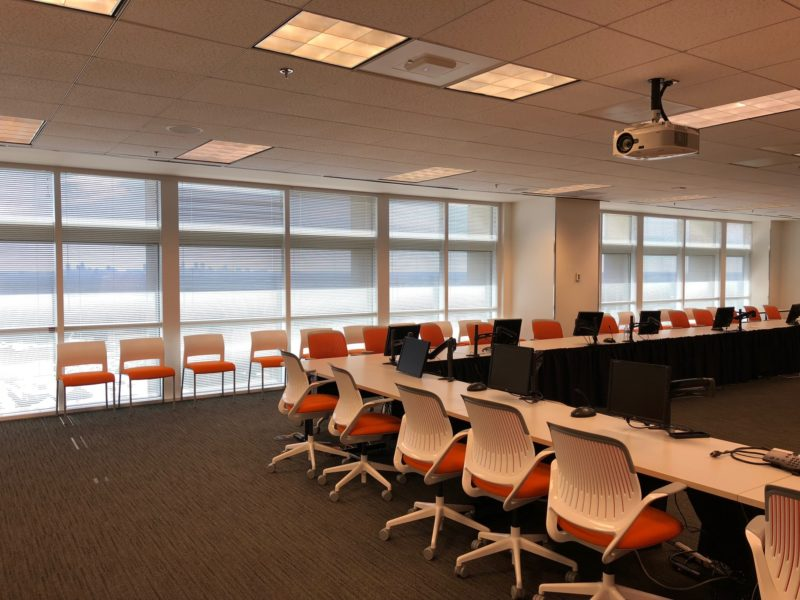 DCO Commercial Window Treatments project
